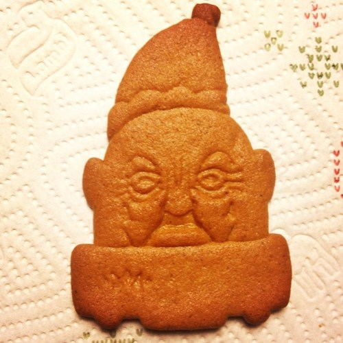 sontaran,doctor who,santa,noms,cookies