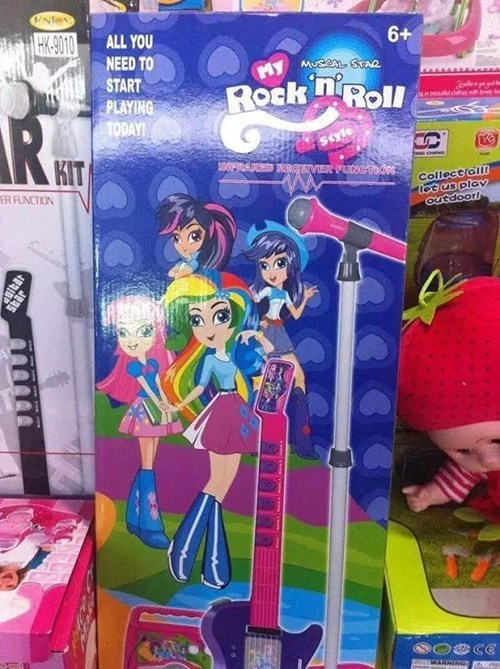 equestria girls,rainbow rocks,knockoff