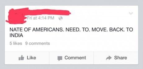 indians,facebook,native americans