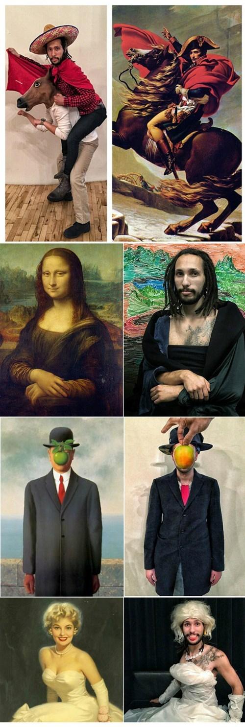 art,parody,boredom