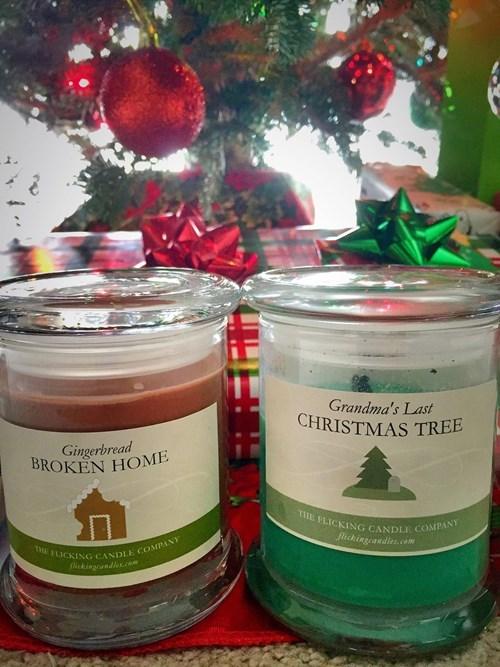 Sad,christmas,candles