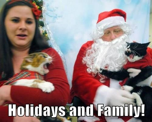 Holidays and Family!