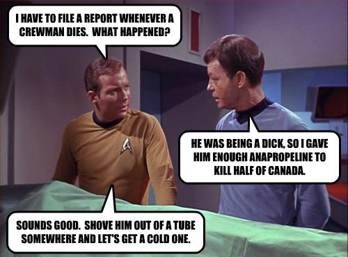 I HAVE TO FILE A REPORT WHENEVER A CREWMAN DIES.  WHAT HAPPENED?