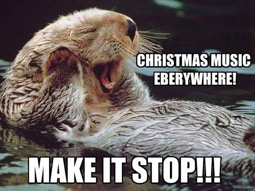 CHRISTMAS MUSIC  EBERYWHERE!