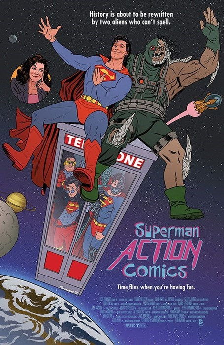 doomsday,bill and ted,superman