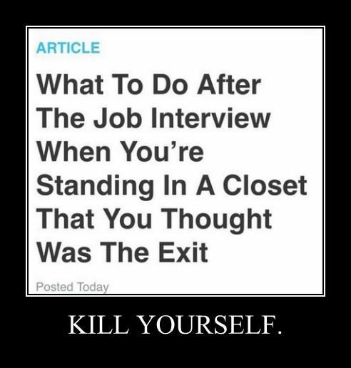 jobs,bad idea,interview,funny