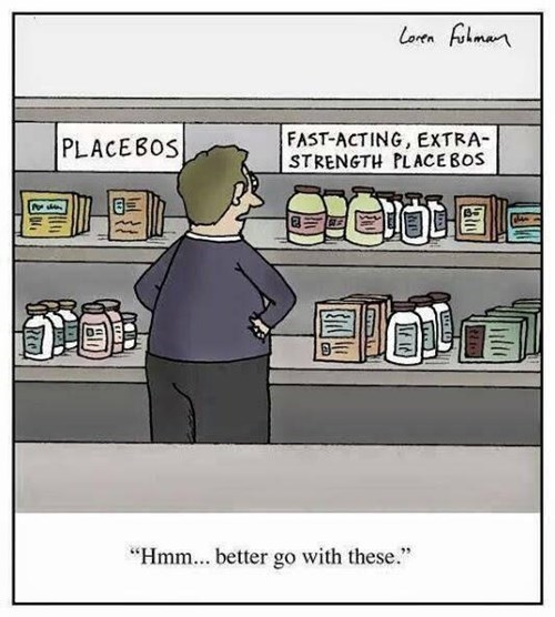 The Placebo Effect Works When It's Extra Strength
