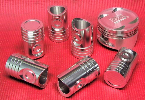 piston shot glasses will help you drink like a real man