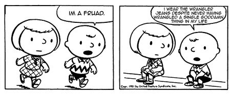 dril,peanuts,lies,sad but true,web comics