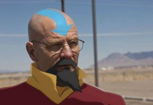 crossover,breaking bad,Avatar