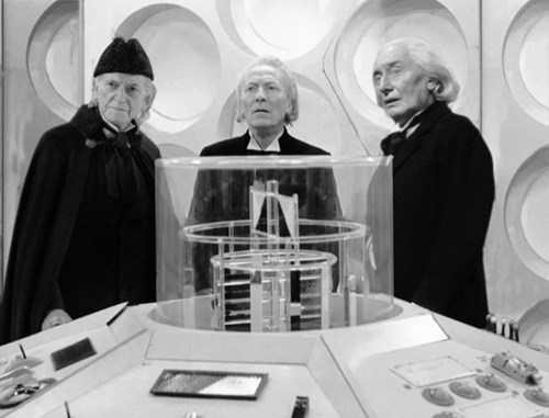 The First Doctor Has a Lot of Iterations
