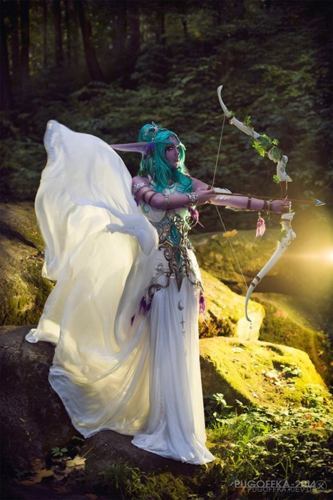 May Elune Light Your Path