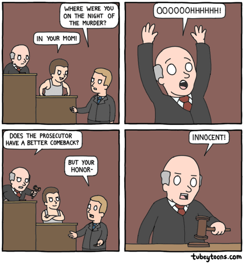 An Ideal Justice System