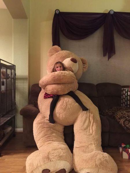 teddy bear,kids,giant,parenting,hug