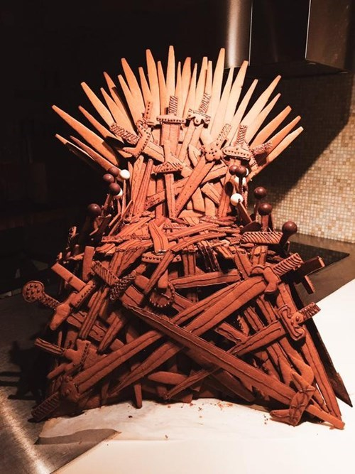 Game of Thrones,gingerbread,food