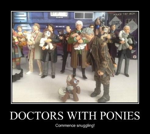 DOCTORS WITH PONIES