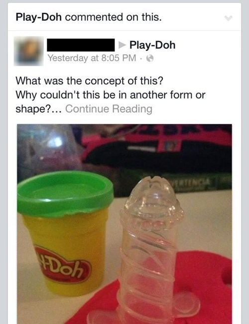 Play-Doh Made Some Folks Very Unhappy This Christmas