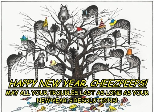 HAPPY NEW YEAR, CHEEZPEEPS!