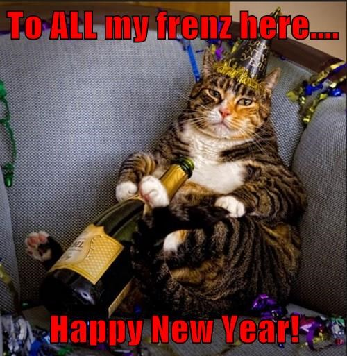 To ALL my frenz here....  Happy New Year!