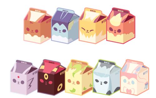 Eevee Milk
