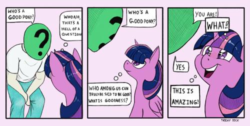 Ponify All The Comics