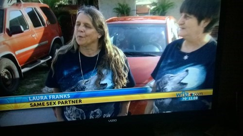 If I Was Ever on TV, I'd Want to Wear That Shirt Too