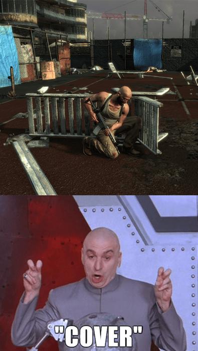 video game logic,max payne 3