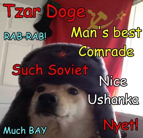In Soviet Russia, Such Doge