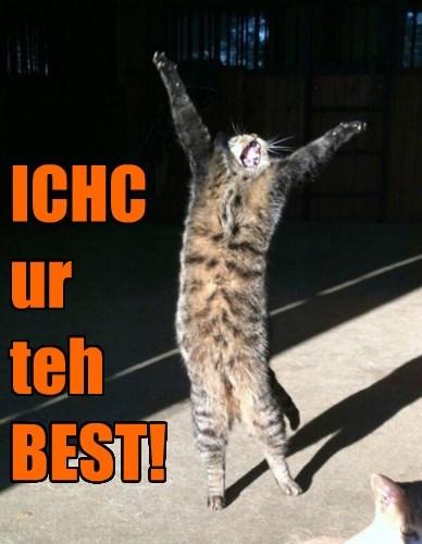 ICHC ur teh  BEST!