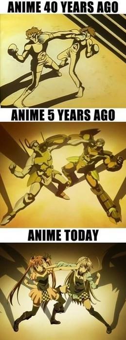 Ah, the Good Old Days