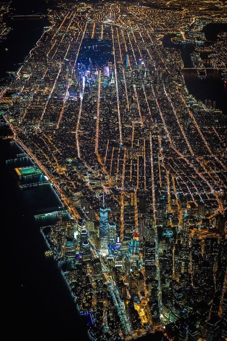 A Beautiful Helicopter-Assisted Look at NYC From Above
