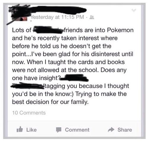 Pokémon,what,facebook,idiots