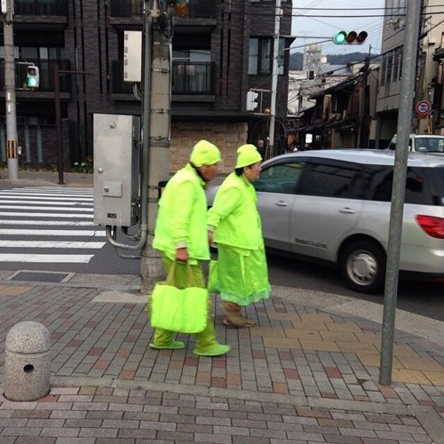 """These Outfits Scream """"Safety First"""""""