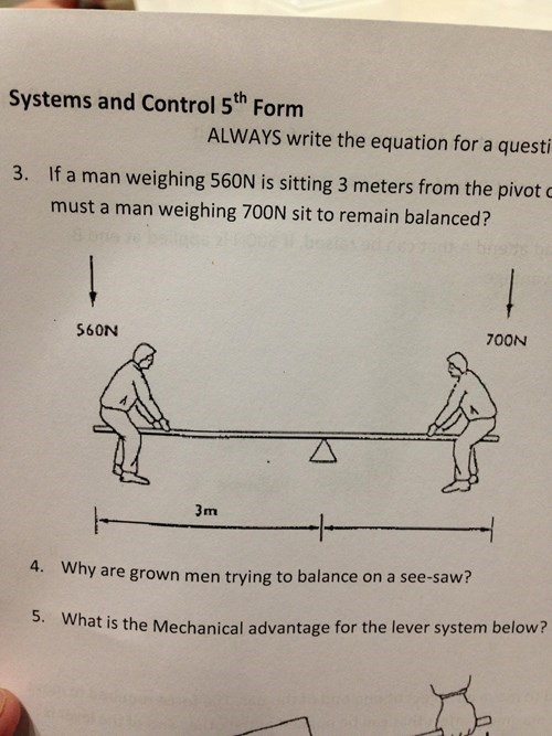 Question 4 Is a Doozy