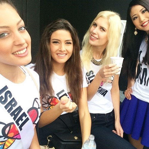 Controversy of the Day: Miss Universe Selfie Sparks International Crisis
