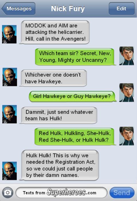 Too Many Hulks