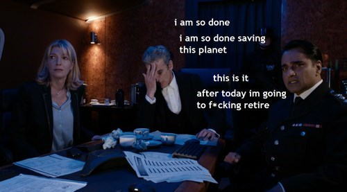 the doctor,12th Doctor,retirement