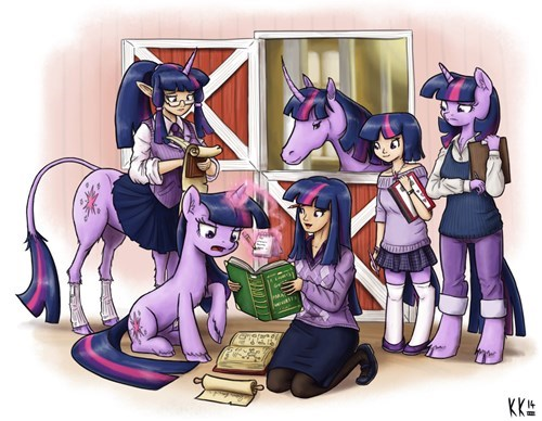 All the Twilights
