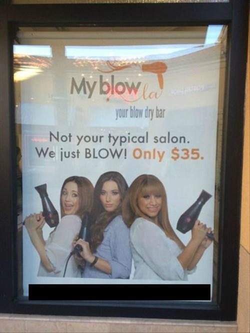 monday thru friday,sign,advertisement,salon