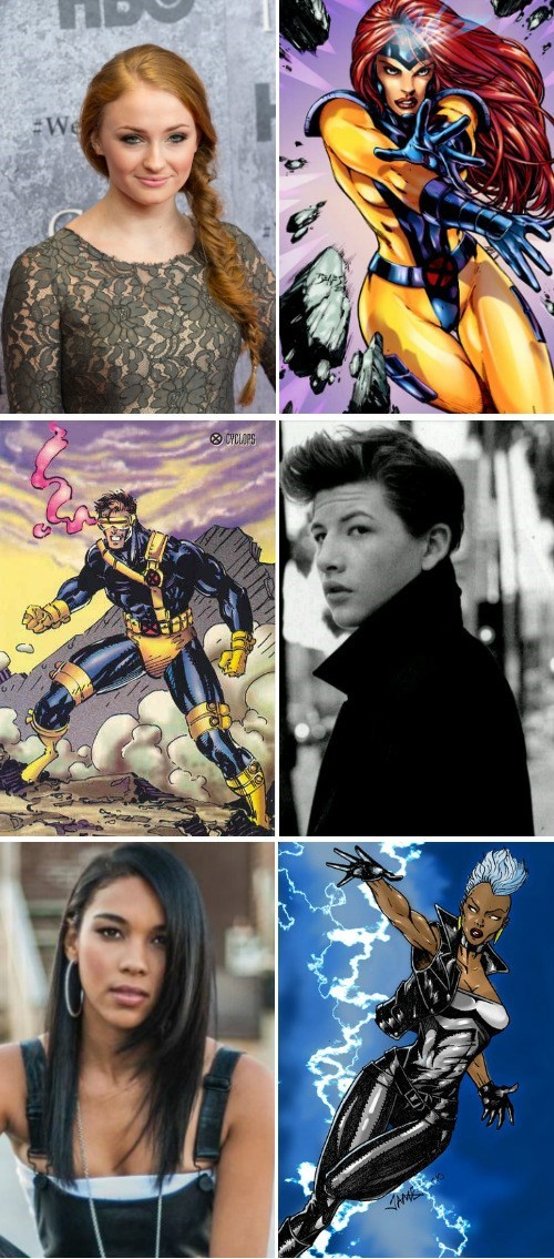 storm,xmen,apocalypse,cyclops,casting news,jean grey