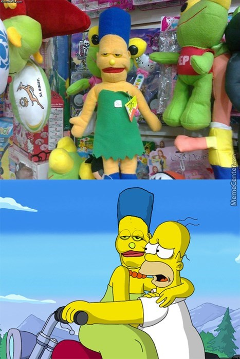 Marge en una dimensión paralela