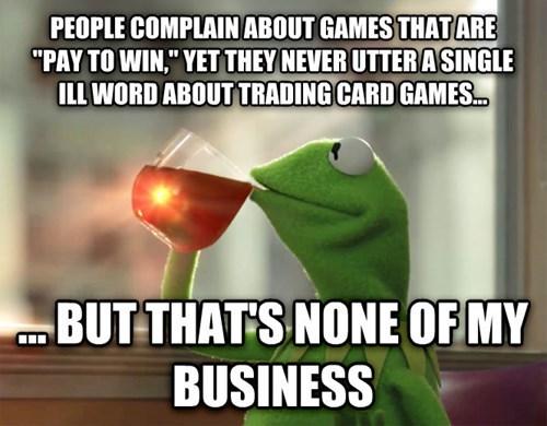 gaming,Memes,trading card games