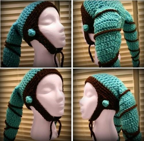 Star Wars Crocheted Hat