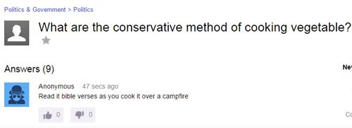 The great republican cookoff