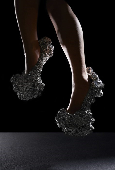 These Meteorite-Themed Shoes Are Out of This World