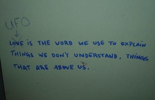 Bathroom Graffiti,wisdom,graffiti,hacked irl,love