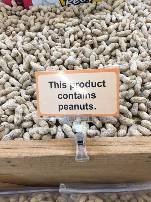 And Here I Thought Those Were Just Legumes!