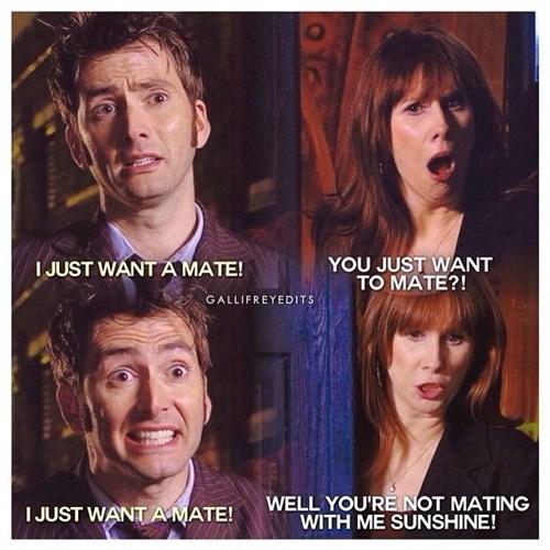 10th doctor,misunderstanding,donna noble