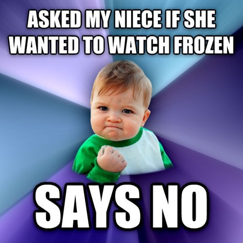 success kid,frozen