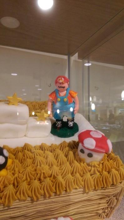 Sad,cake,pls kill me,mario